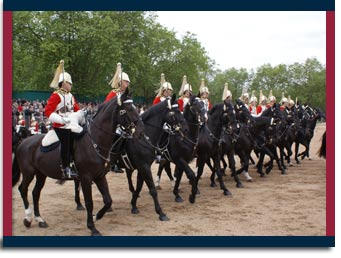 The Life Guards - Household Cavalry